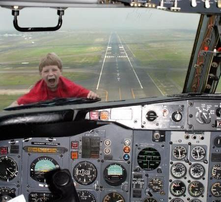 La page des avions!