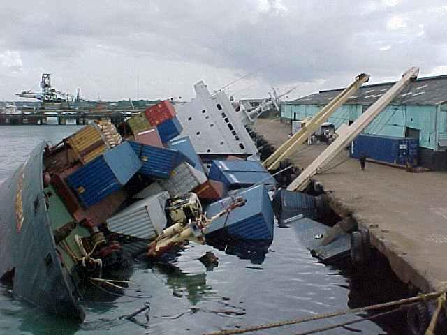 bateau chavirer
