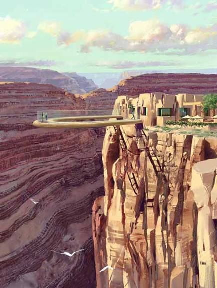 Le grand-canyon