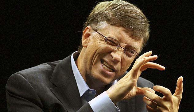 humour Bill Gates