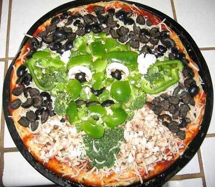 Pizza Star Wars