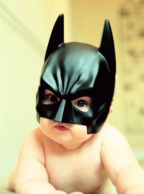 bébé Batman