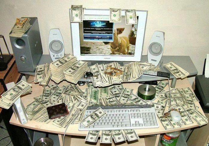 argent ordinateurs