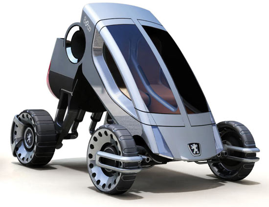 Automobile du futur
