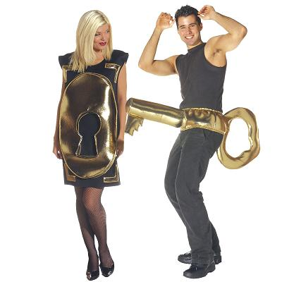 Costume Halloween pour couples