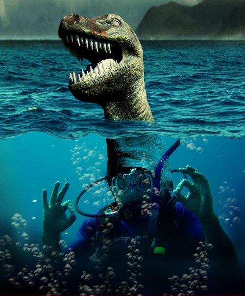 Monstre Loch Ness