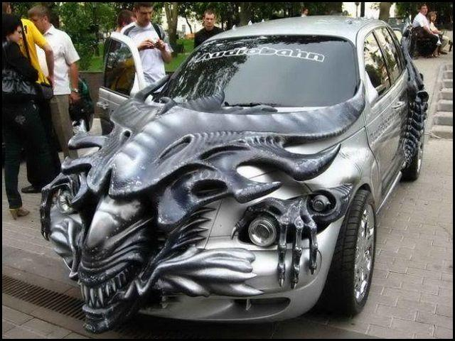 voiture hot