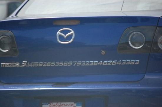 La Mazda 3