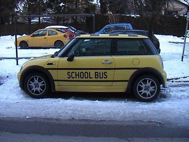 Petit autobus