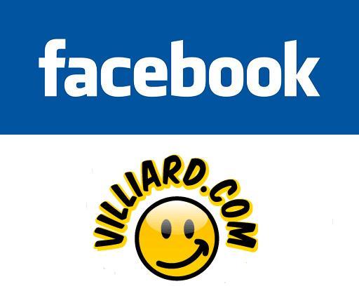 Facebook Villiard