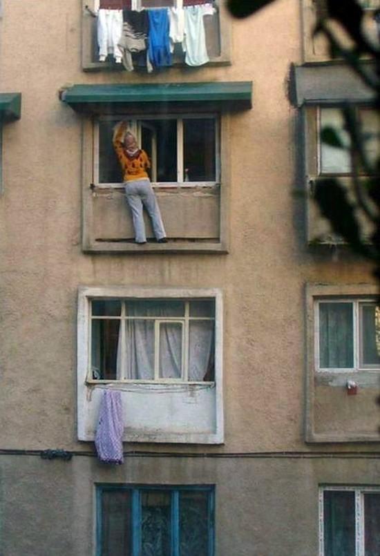 Laver fenêtres