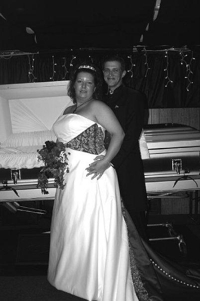 mariage bizarre