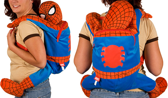 Sac à dos de Spiderman