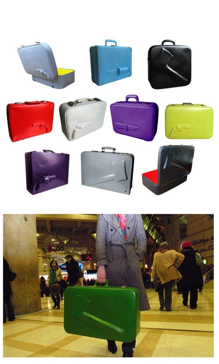 Drôles de valises