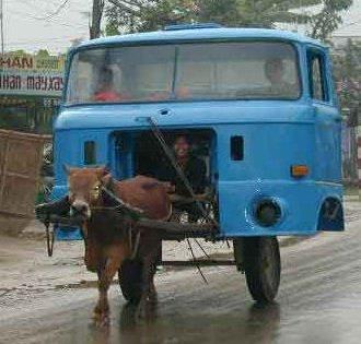 Drôle taxi