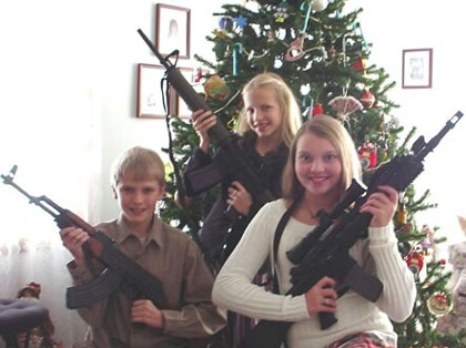 Noel aux États-Unis