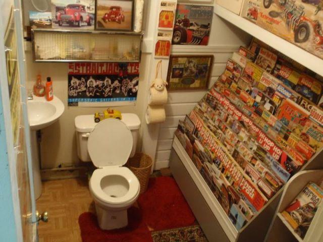 Salle bain de luxe