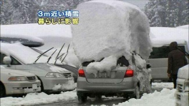 Alerte neige