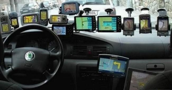 Comparaison de GPS