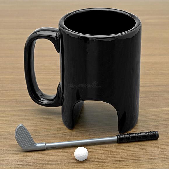 Tasse de golfeur