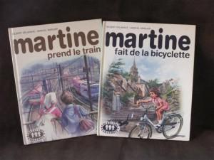 Nouveaux livres de Martine