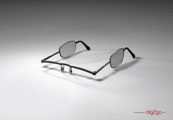 Drôles de lunettes