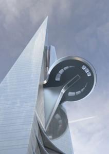 Plus haut édifice monde