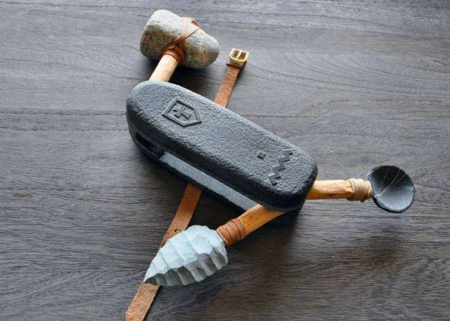 Un couteau Suisse préhistorique