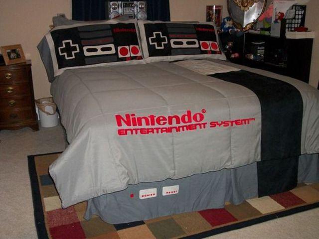 Lit Nintendo
