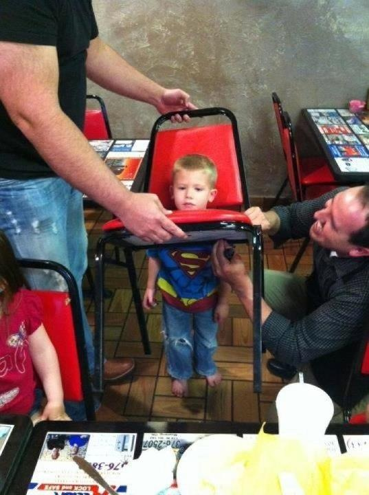 Jeune Superman