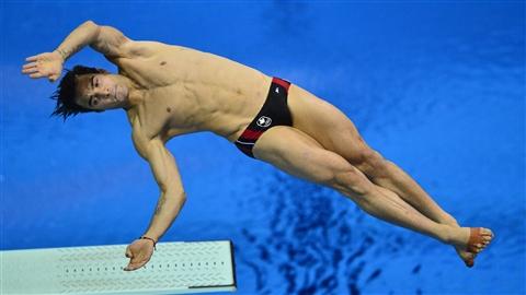 Plongeon olympiques