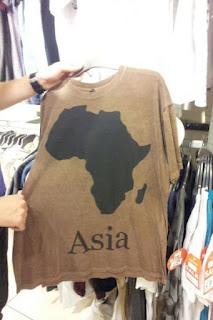 T-Shirt Asie