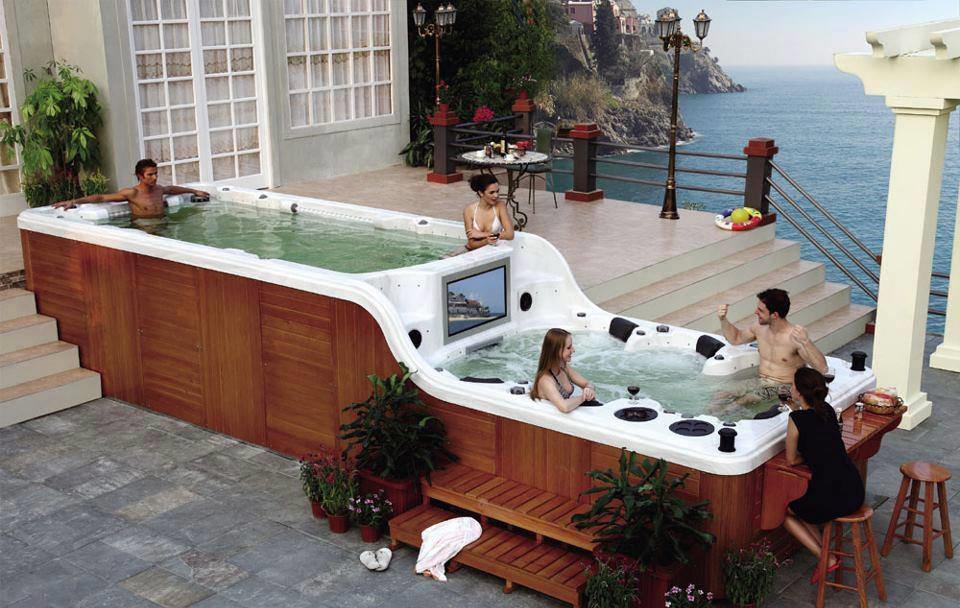 jacuzzi de luxe