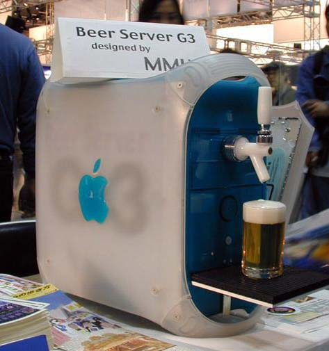 Mardi 3 Mars Beer-server