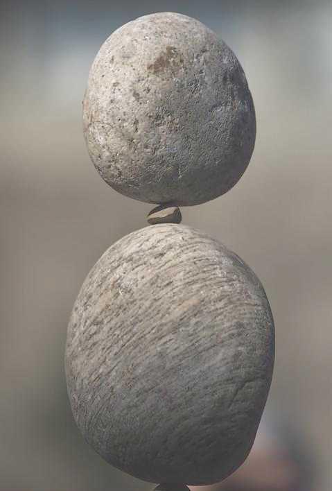 L'art de l'équilibre! Equilibrer