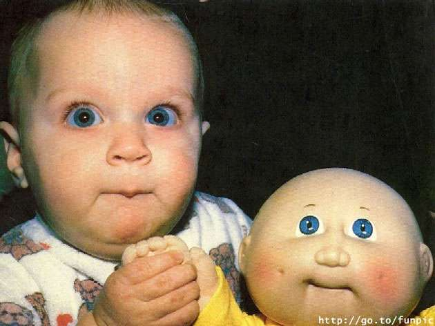 d'autres bébés adorables !!! Poupee