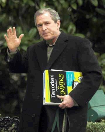 Président Bush Livre