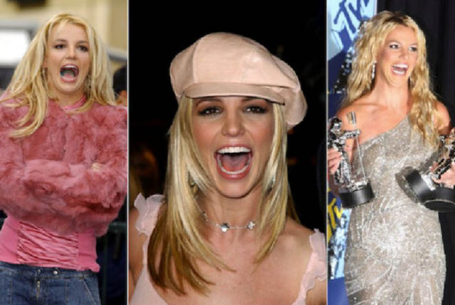 Sourire Britney Spears