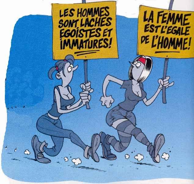 Humour en image ... - Page 3 Droles-femmes