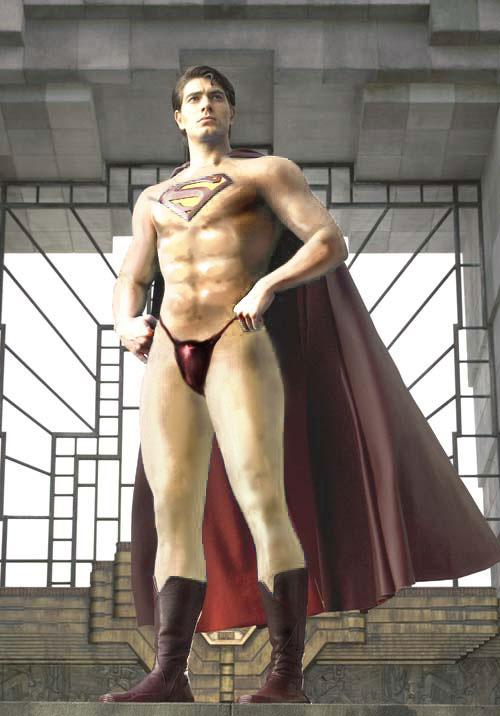 Naked Heros 78