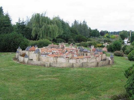 France miniature en photos for Piscine elancourt