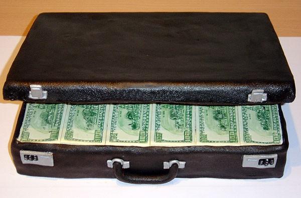 الأبداع الفنى يظهر فى التورتات أيضا ً ، صور لحلويات غاية في الابداع argent.jpg