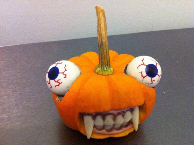 Dr les de citrouilles - Image halloween drole ...