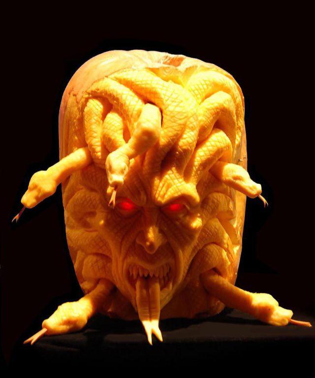 Mod les de citrouilles - Model citrouille d halloween ...