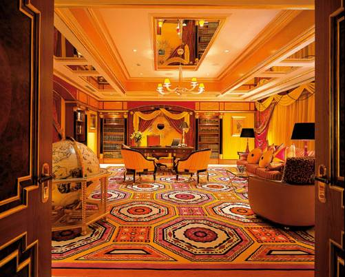 Photos de l 39 h tel burj al arab le meilleur hotel au monde for Most stylish hotels in the world