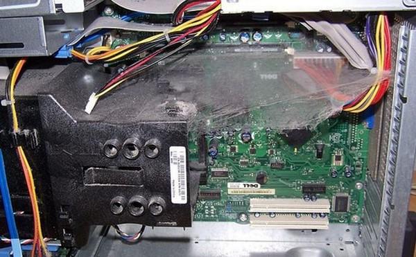 Vous savez ce qui est l 39 int rieur de votre ordinateur for Interieur ordinateur