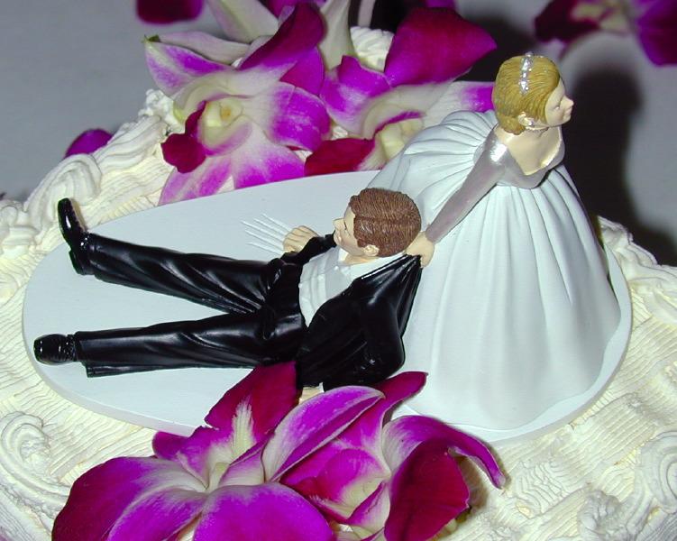 le mariage:
