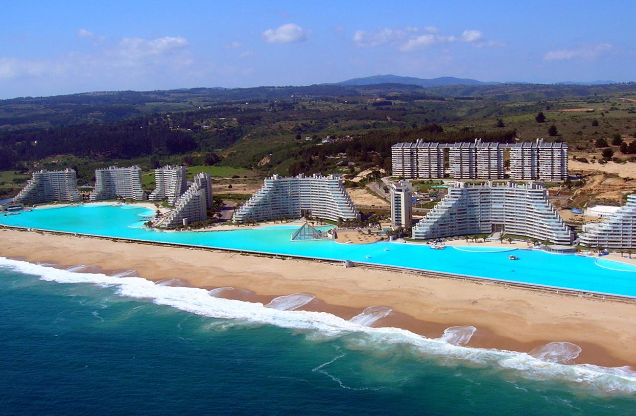 la pisina olimpica: