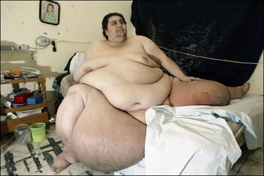 plus gros homme du monde