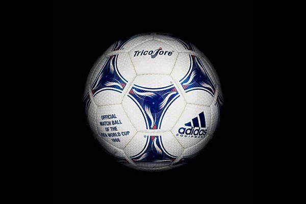 L 39 volution du ballon de foot - Ballon coupe du monde 1986 ...